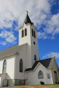 Klondike Church remodeled