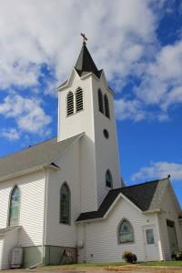 Klondike Church remodeled